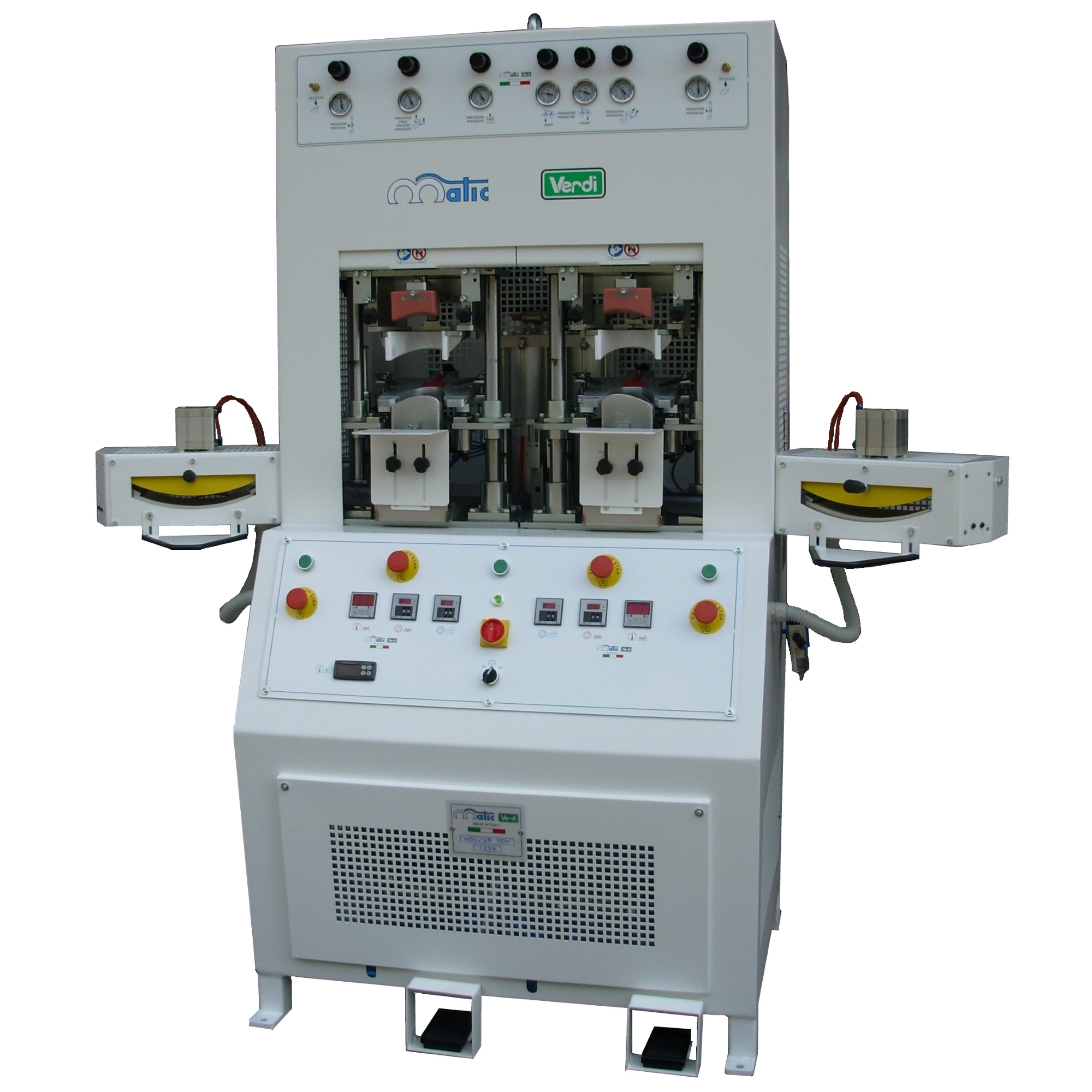 Toe Forming Machines